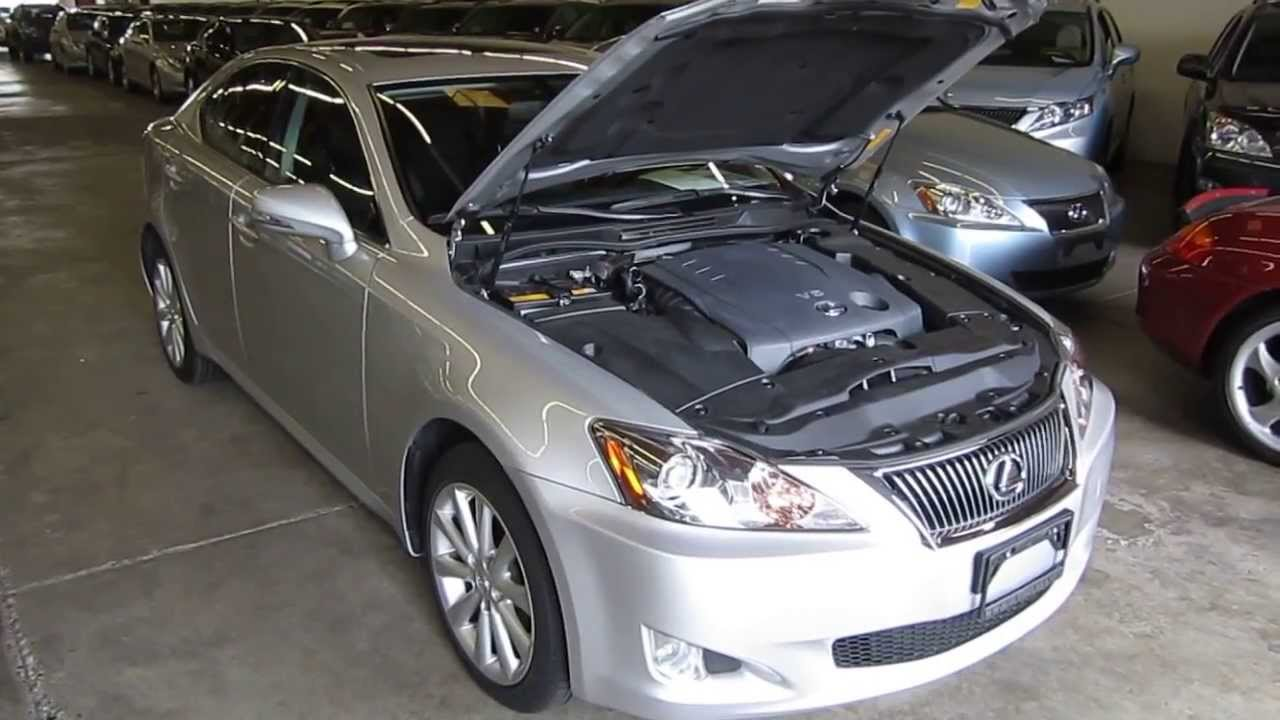 2010 is250 engine