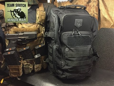 Cannae Legion Day Pack Review  Affordable Quality