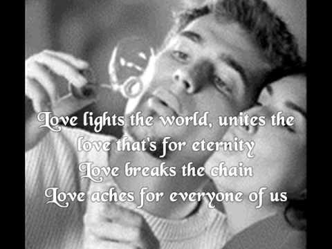 Love Is - Vanessa Williams & Brian Mcknight lyrics