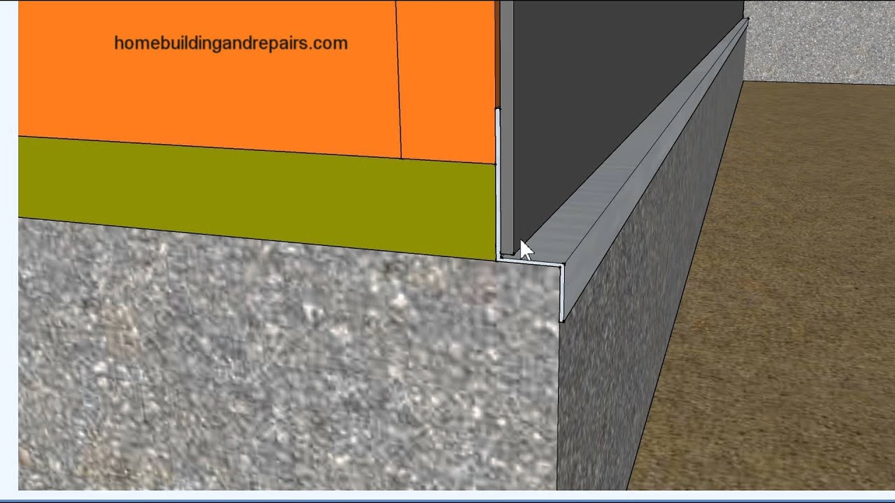 Extended Foundation Base For Brick Or Stone Might Require