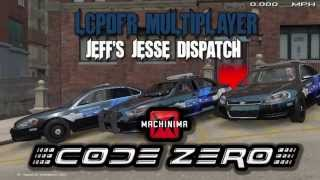 "LCPDFR (GTA4) Multiplayer ""Jeff Dispatch"""