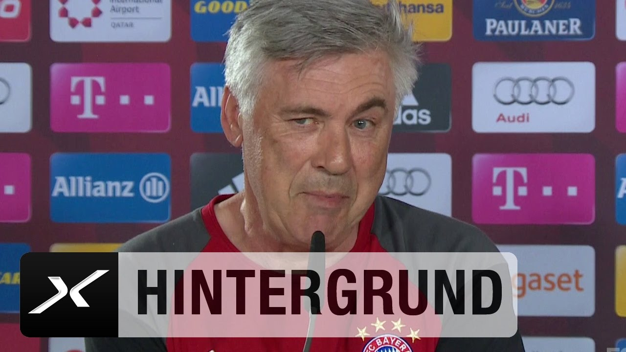 Best Of Carlo Cool Die Besten Sprüche Von Carlo Ancelotti Beim Fc Bayern München