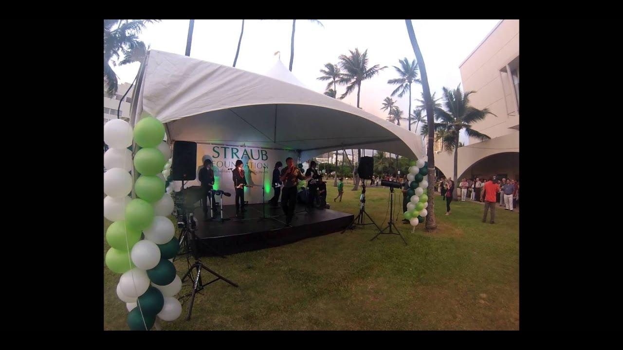 Hawaii Ahe Experience The Beatles With Rain' Performance