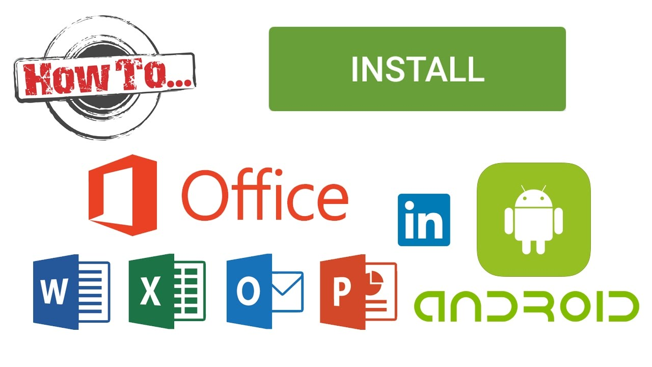 Running windows vista and microsoft office including powerpoint - How To Install Microsoft Office Word Excel Powerpoint In Android