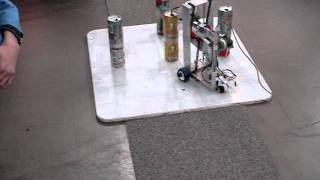 17th Robot contest in Tokyo Tech High School of Science and Technology 2