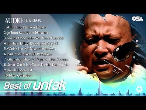 Best of Ustad Nusrat Fateh Ali Khan | Audio Jukebox | Complete full Qawwalies | OSA Worldwide