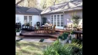 Stain and Seal Decks and Outdoor Furniture with Thompson's WaterSeal