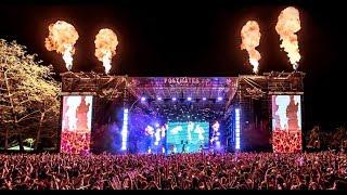 Migos Live @Rolling Loud California, Performing