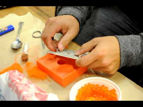 How To Tie A Roe Bag