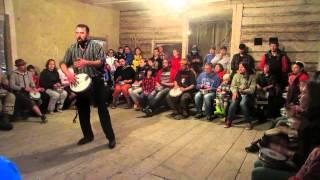Барабанне коло - Обирок, травень 2015-го(Посівна на фестивалі