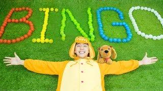마슈와 함께 영어동요 빙고 노래해요.Bingo songs | Nursery Rhymes & Kids Songs - 마슈토이 Mashu ToysReview