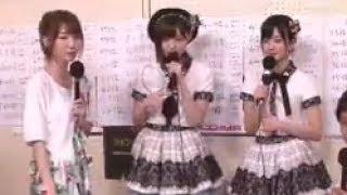 須藤凛々花 須藤凛々花 柏木由紀 太田夢莉.