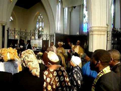 Spiritual Baptist Liberation Day 2009 in London