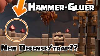Hammer-Gluer ??!! New Defense/Trap Coming in August 2017 Update | Builder's Linkdin Account??!!