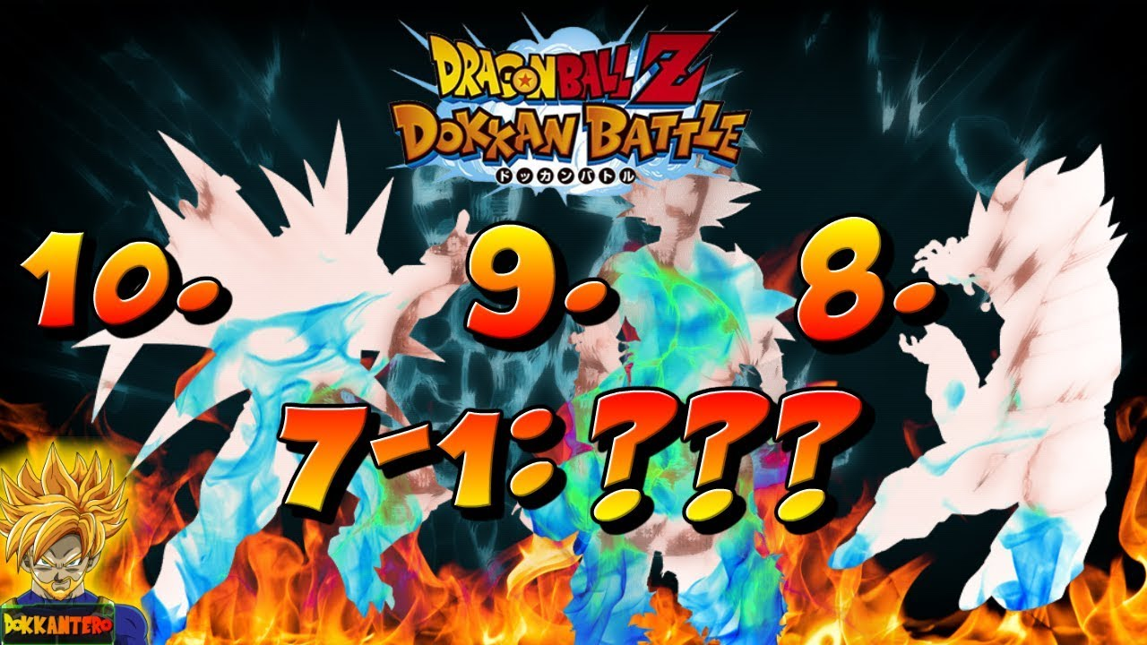 TOP 10 TEAMS in the Game! (4-Year Anniversary UPDATE) | Dragon Ball Z  Dokkan Battle