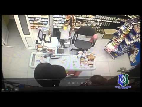 Югорская студентка грабила магазины