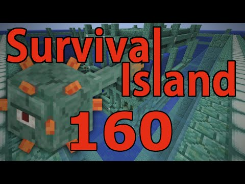 Minecraft- Survival Island [160] Water Currents!