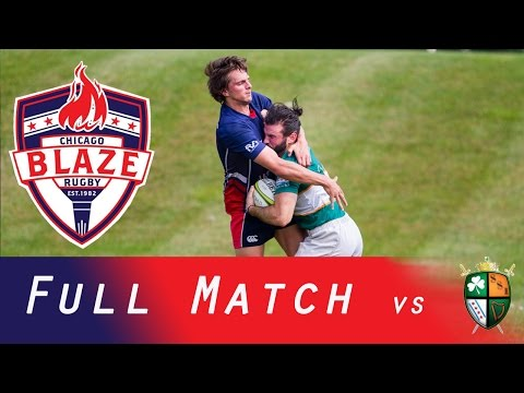 Chicago Blaze vs. South Side Irish (D2)