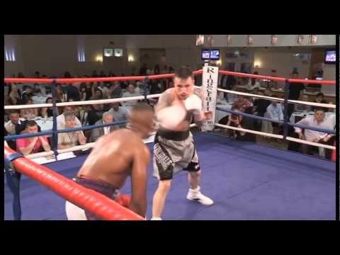 Extra Time - Boxing Calum Cooper vs Marcus French
