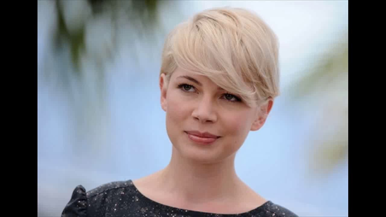 French Pixie Haircut Youtube