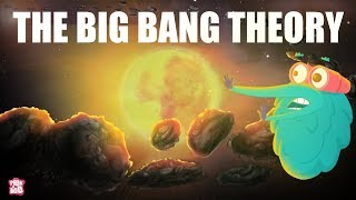 What Is The Big Bang Theory? | The Dr. Binocs Show - Best Learning Videos For Kids | Peekaboo Kidz