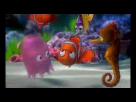 Findet Nemo - Fangarm Und Wasserallergie
