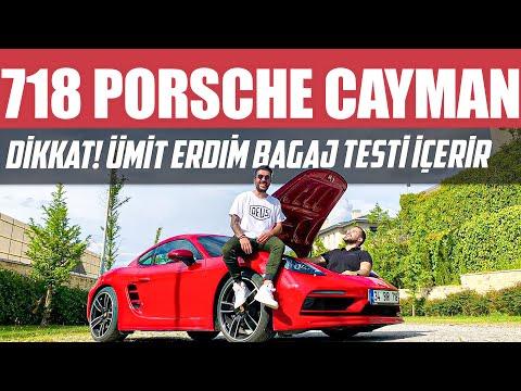 2018 718 Porsche Cayman | Ümit Erdim'li