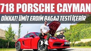 718 Porsche Cayman | Ümit Erdim'li