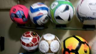Footballs Made in Sialkot   Hand Stiched and Machine stitched  Corival Sports