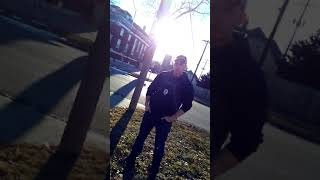 Hit and Run attempt Lincoln Police Department