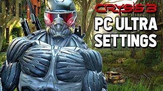 Crysis 3 Gameplay German ULTRA PC Settings - Psycho macht Chaos