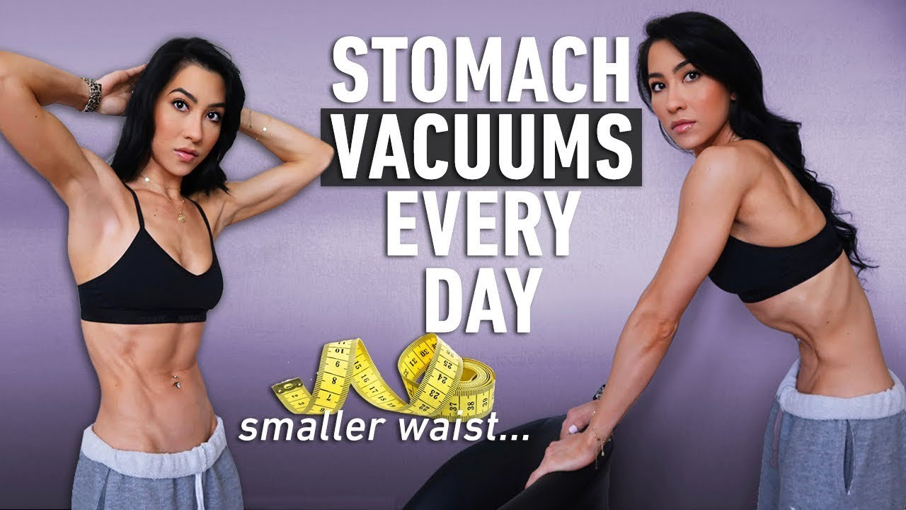 I Did Vacuums EVERY DAY For 1 Month: Waist Shrunk ___ Inches While Gaining Weight!