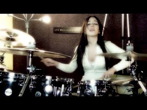 CHEVELLE - THE RED - DRUM COVER BY MEYTAL COHEN