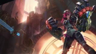 League of Legends - Vi, the Piltover Enforcer - Login Music + DOWNLOAD LINK +LYRICS!