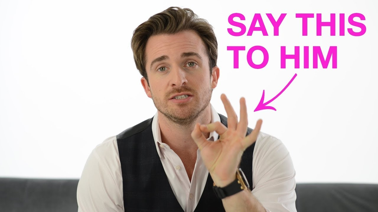 How To Get A Guy Matthew Hussey
