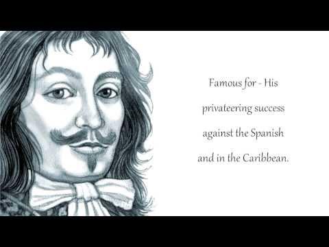 Sir Henry Morgan - Pirate - Privateer