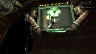 Batman: Arkham City - Easter Egg #10 - Lost TV Show