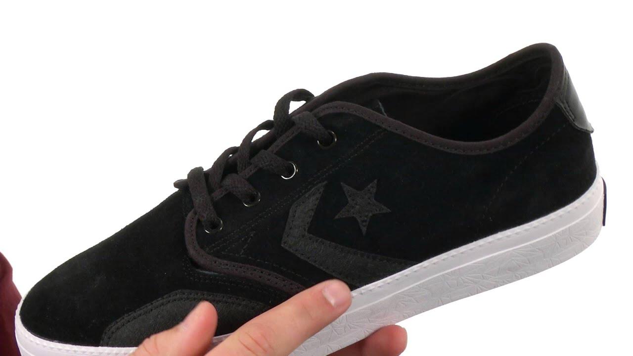 converse zakim canvas sneakers