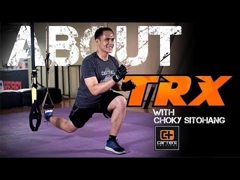 TRX WORKOUT FOR BEGINNERS ft Choky Sitohang Vol.1 | Apa itu TRX?