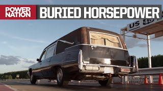 Turning a '76 Cadillac Hearse Into a Torque Monster - Detroit Muscle S8, E1