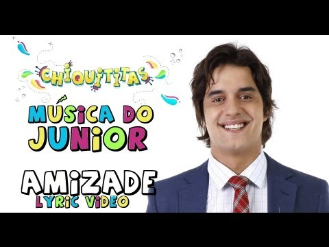 R2*D3 - AMIZADE Trilha Sonora Chiquititas (Lyric Video) TRAVEL_VIDEO