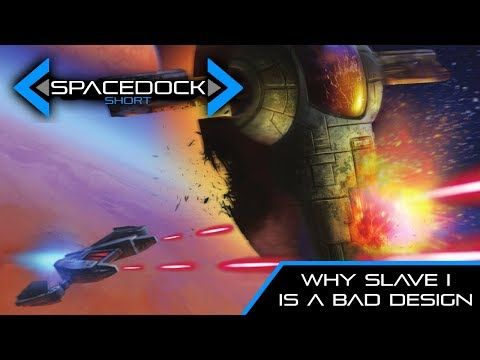 Star Wars: Why Slave I is a Bad Design - Spacedock Short