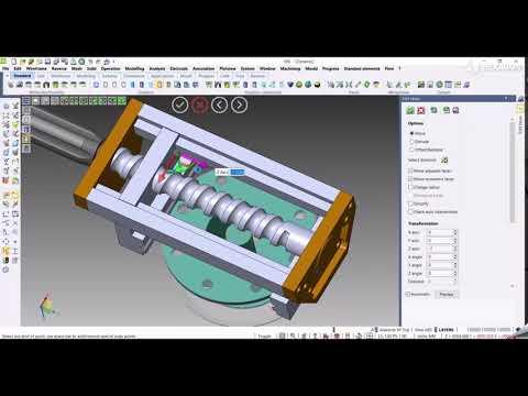 CAD - General settings | VISI 2022.0