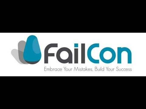Scott Berkun: History of Failing to Learn from Failure #failcon