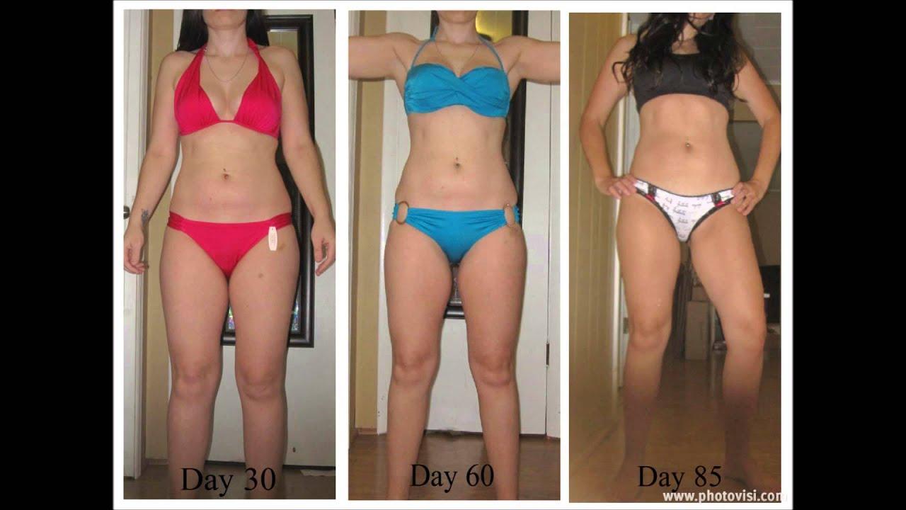 Lindsay S Transformation With Beachbody P90x