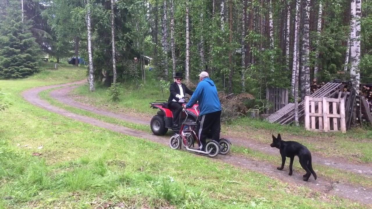 Mrtenson, Lasse : Musiikin Mestarit: Kaikessa soi Sästöpankki, rikas jos oisin on, vimeo Verkkokalastusta: Rikas mies jos oisin