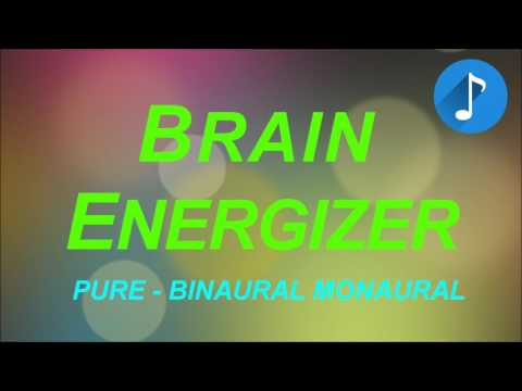 Super Brain Energizer Music - Mental Energy Booster - Pure Gamma Waves - Monaural Beats