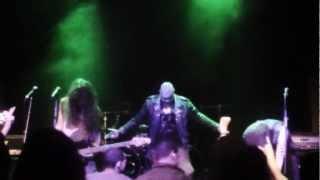 Enthroned-Vermin live @ Dynamo Zurich