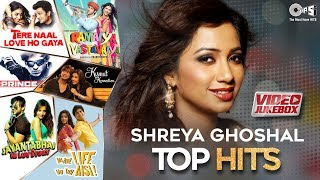 Shreya Ghoshal Top Hits - Video Jukebox | Prince | Ramaiya Vastavaiya | Kismat Konnection