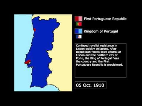 {Wars} The Portuguese Revolution (1910): Every Day